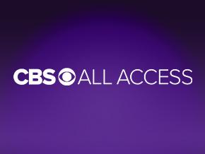 Enjoy 3 months free* of CBS All Access