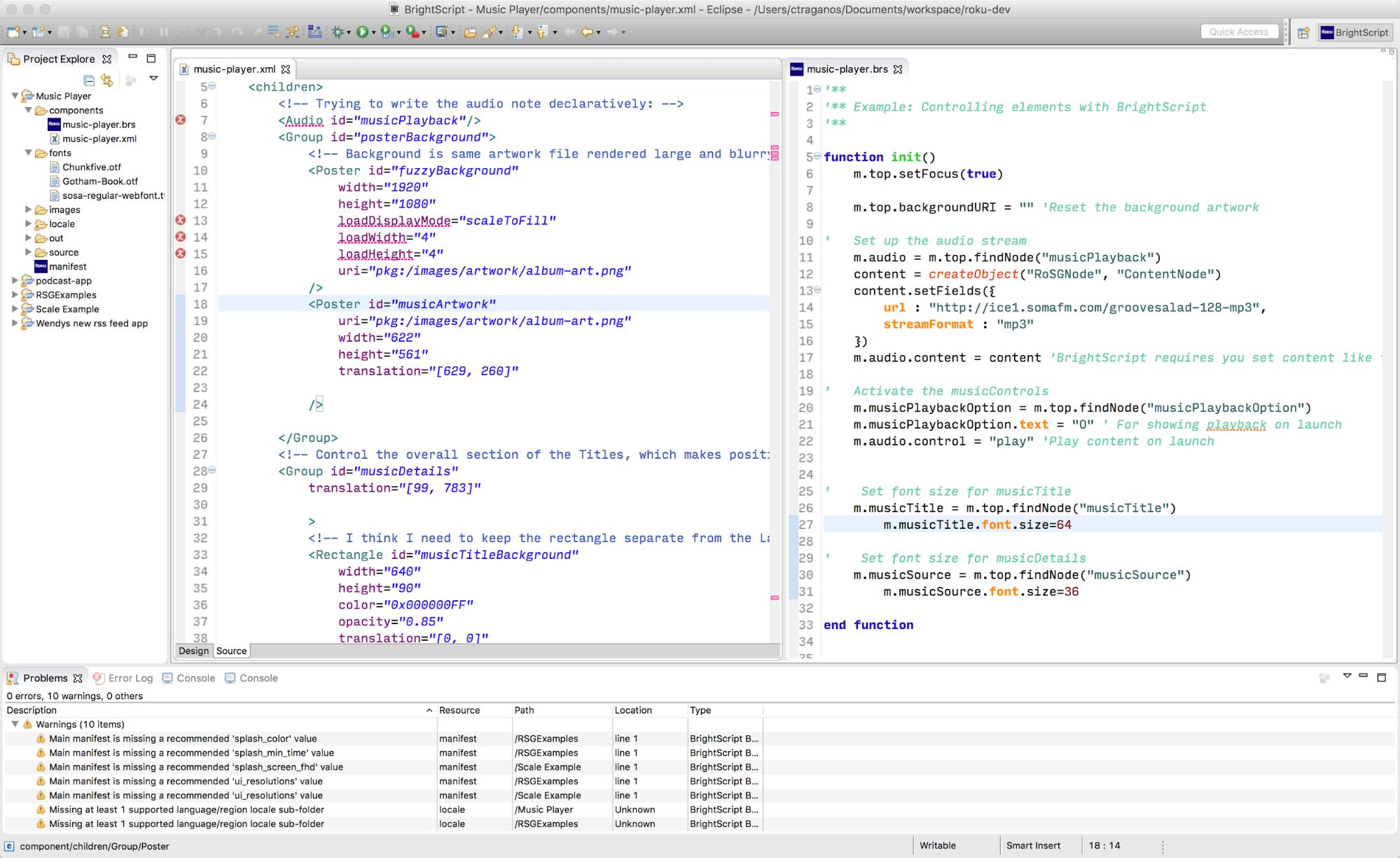 Roku Developer | Documentation | Overview
