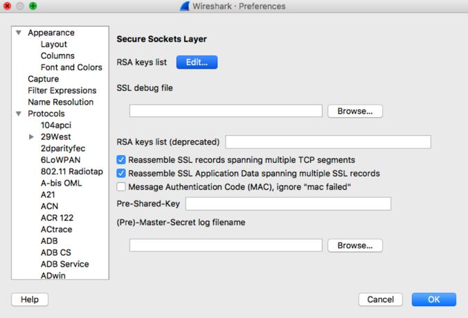 Roku Developer | Documentation | Capturing and decrypting