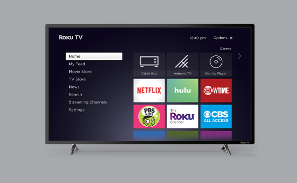 21076f41bd9 Roku TV™  More than a smart TV—a better TV