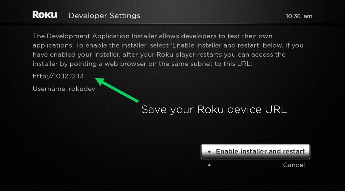 Building a 'Hello World!' Roku Channel | Developer Blog