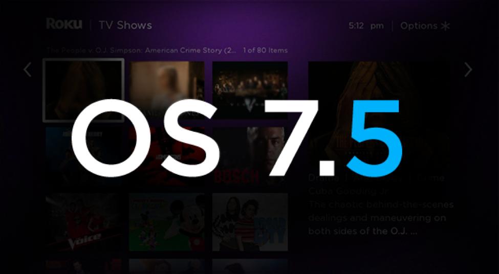 OS 7.5