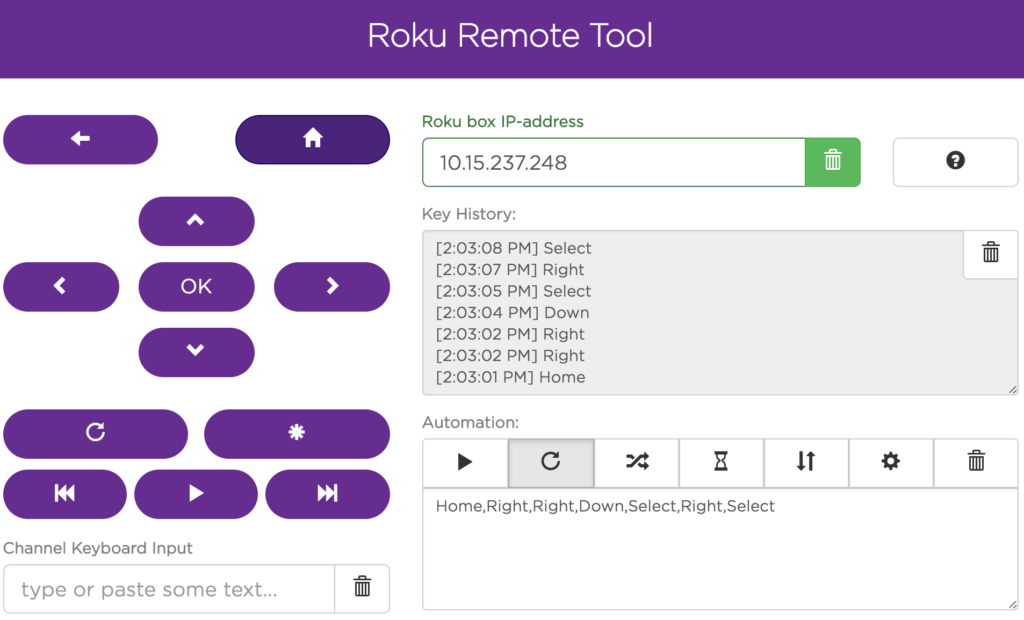 New web tools for faster development on Roku   Developer Blog