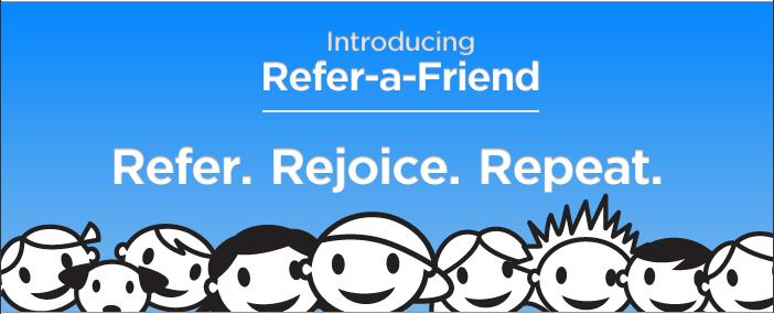 Meet Roku Refer-a-Friend