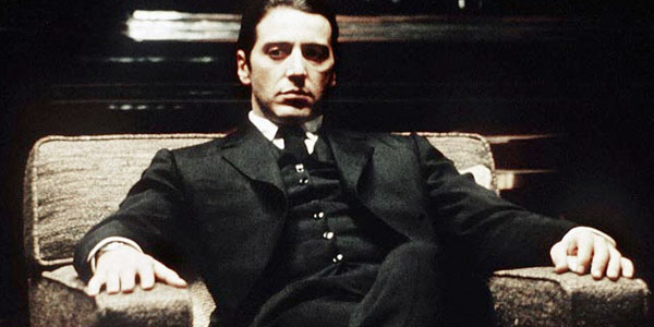 The top 10 mob movies ... Al Pacino Interview Godfather