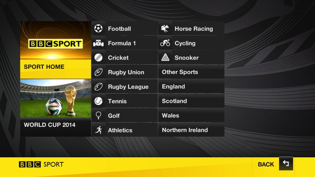 BBC-Sports-Categories