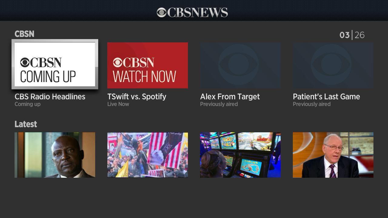 cbsn live streaming video news channel cbs news autos post