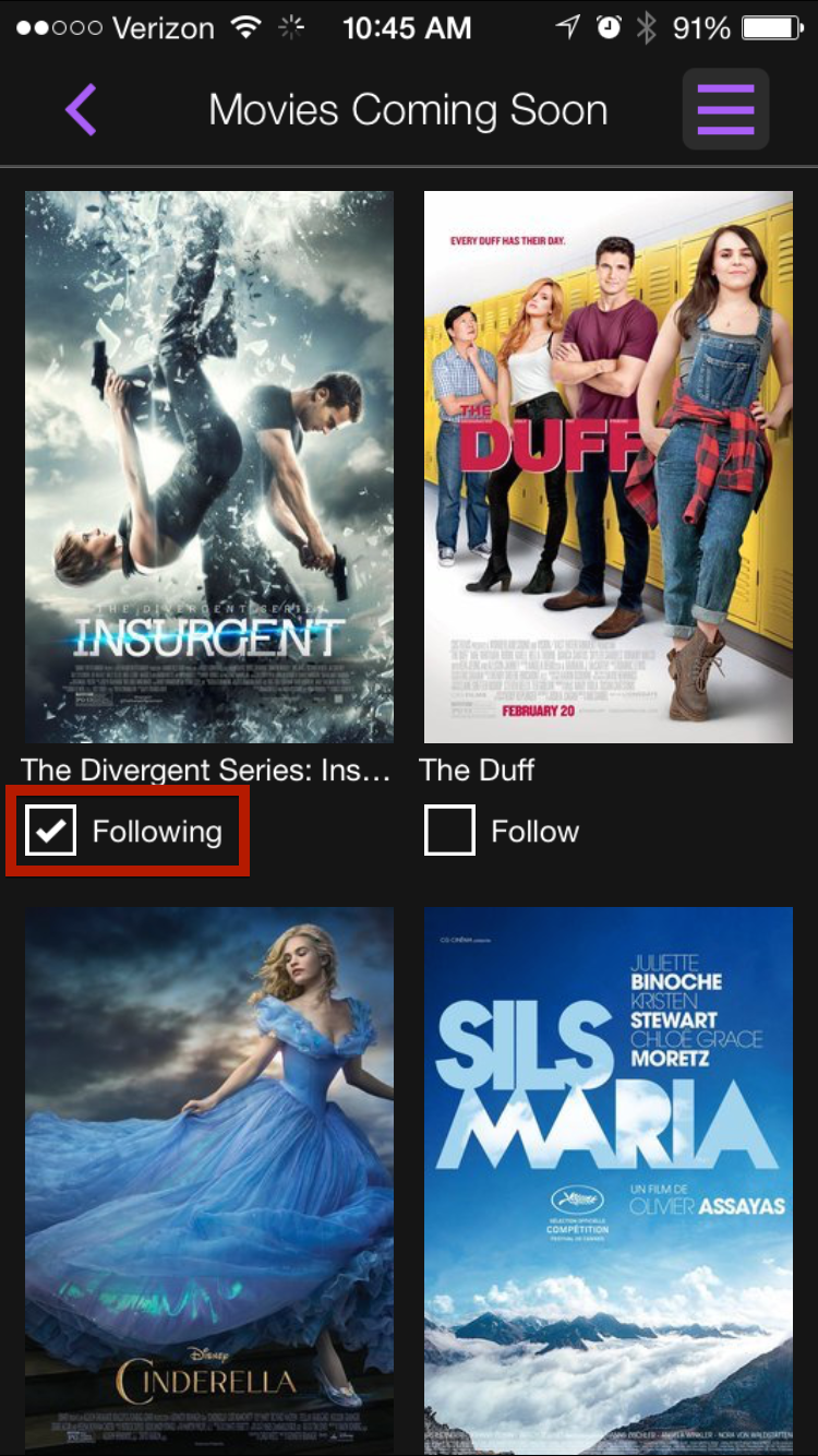 Roku Box Canada: Roku Mobile App IOS Movies Coming Soon