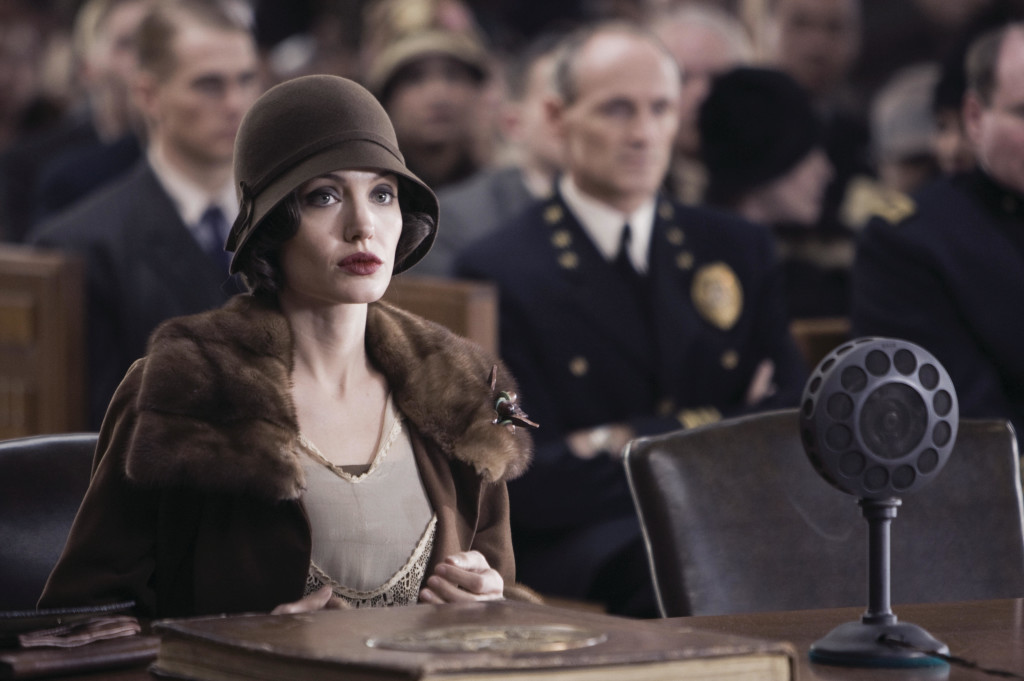 ANGELINA JOLIE stars as Christine Collins in the provocative drama from director Clint Eastwood, ?Changeling?.  Based on the actual incident that rocked California?s legal system, the film tells the shocking tale of a mother?s quest to find her son, and those who won?t stop until they silence her.