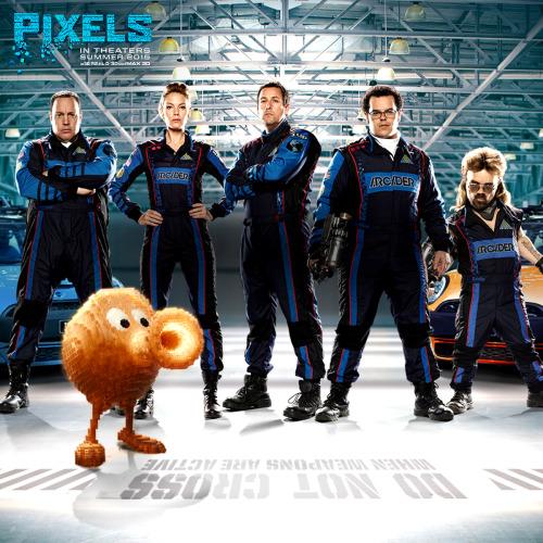 Adam Sandler - cast Pixels