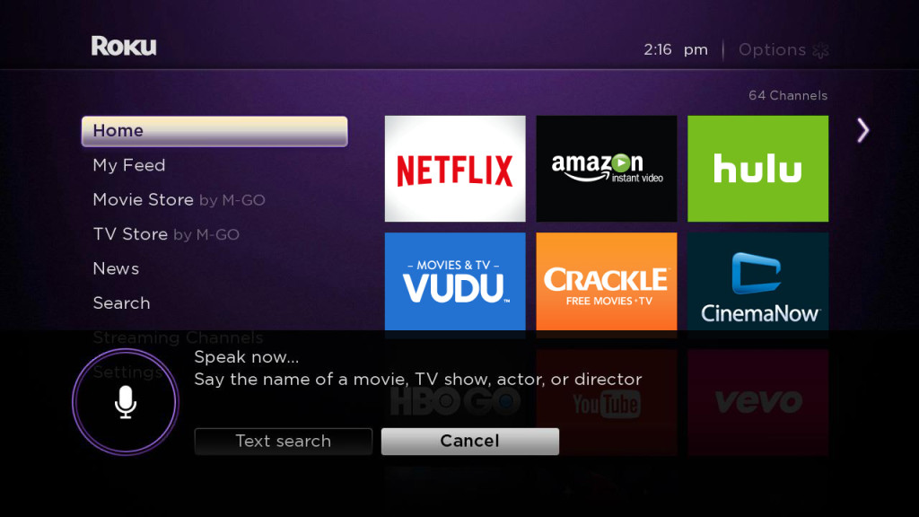 Roku Search Search Across 20 Streaming Channels For