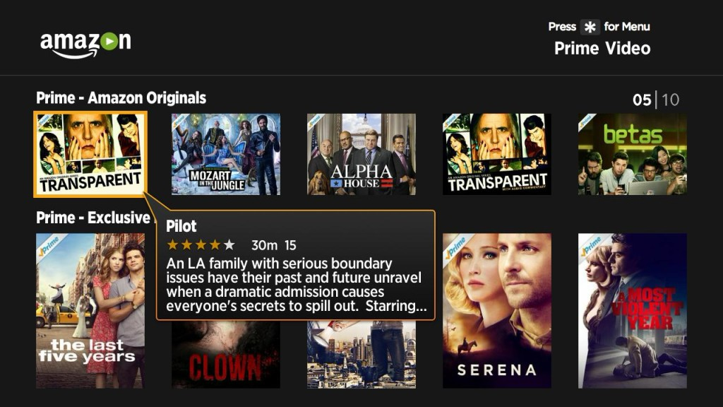 Find, shop for and buy Prime Video at taxiinbelgrade.ga From The Community. Try Prime Prime Video Top Rated Movies See More. See More. Original Series See More. See More. Box Office Hits See More. See More. Top TV. Based on titles customers are watching now. Recently Added TV See More.