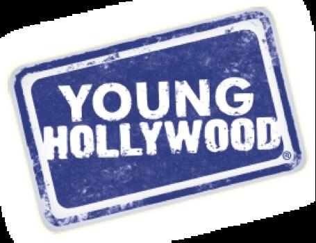 Young Hollywood logo