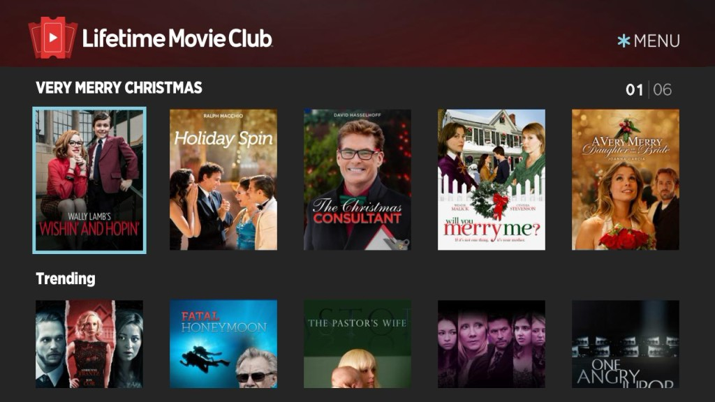 Just in time for your holiday movie marathon - Lifetime ...