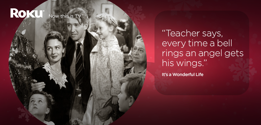 10 Classic Christmas Movie Quotes The Official Roku Blog