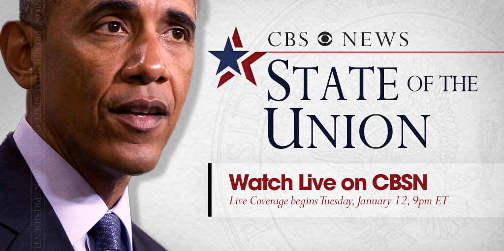 CBS News State of the Union address