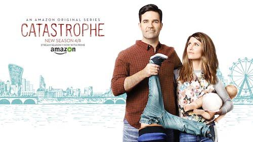 Catastrophe season 2 Amazon Video