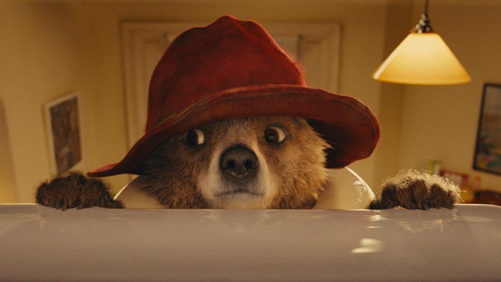 Paddington Bear Movie on Showtime