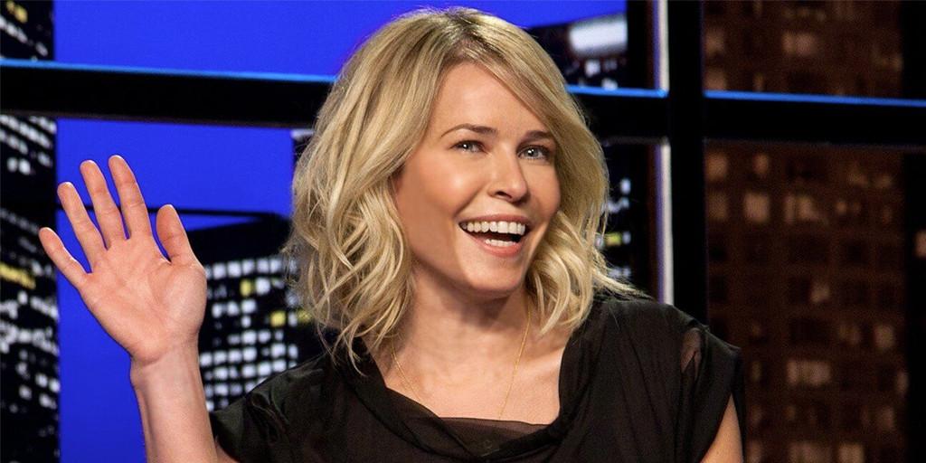 Chelsea Handler talk show streaming on Netflix.