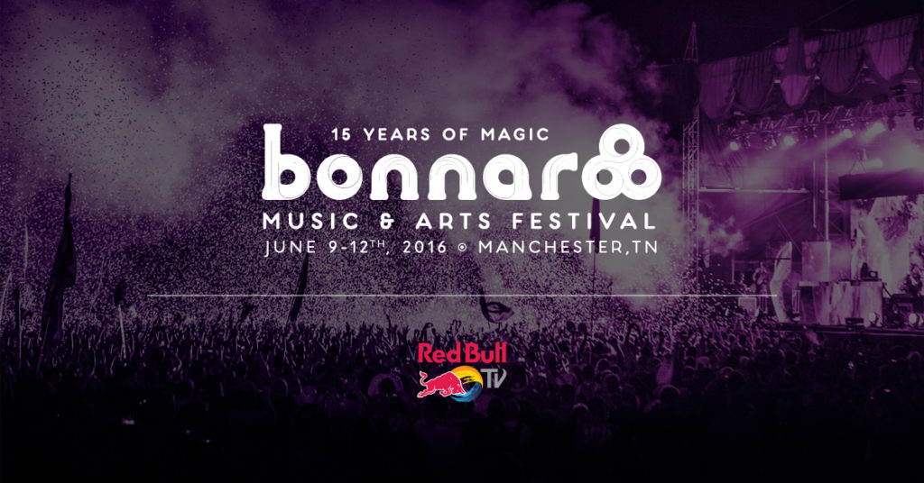 Red Bull TV Bonnaroo Roku