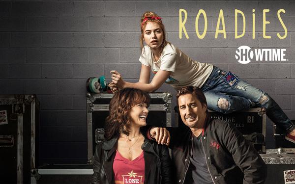 Stream Roadies on Showtime