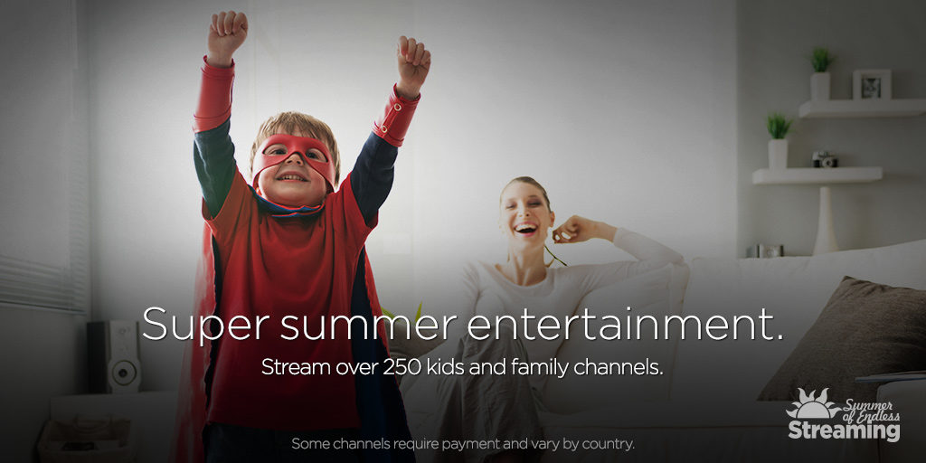 Summer of Endless Streaming_Kids_Roku_Channels