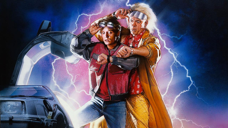 Stream Back to the Future on Netflix