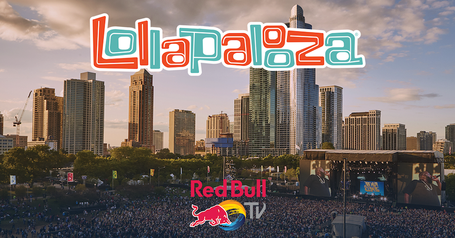 Stream Lollapalooza on Roku