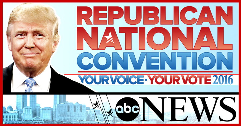 stream the Republican and Democratic National Conventions