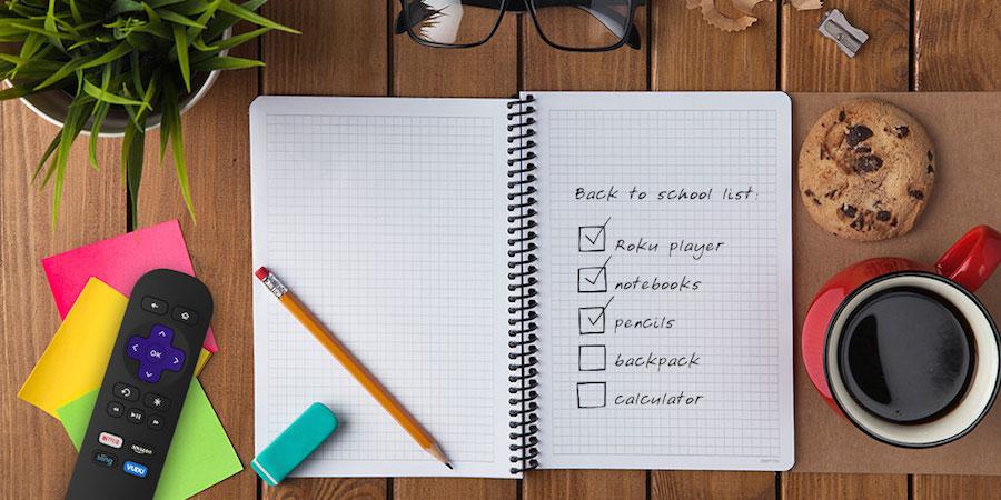 Roku back to school checklist_blog