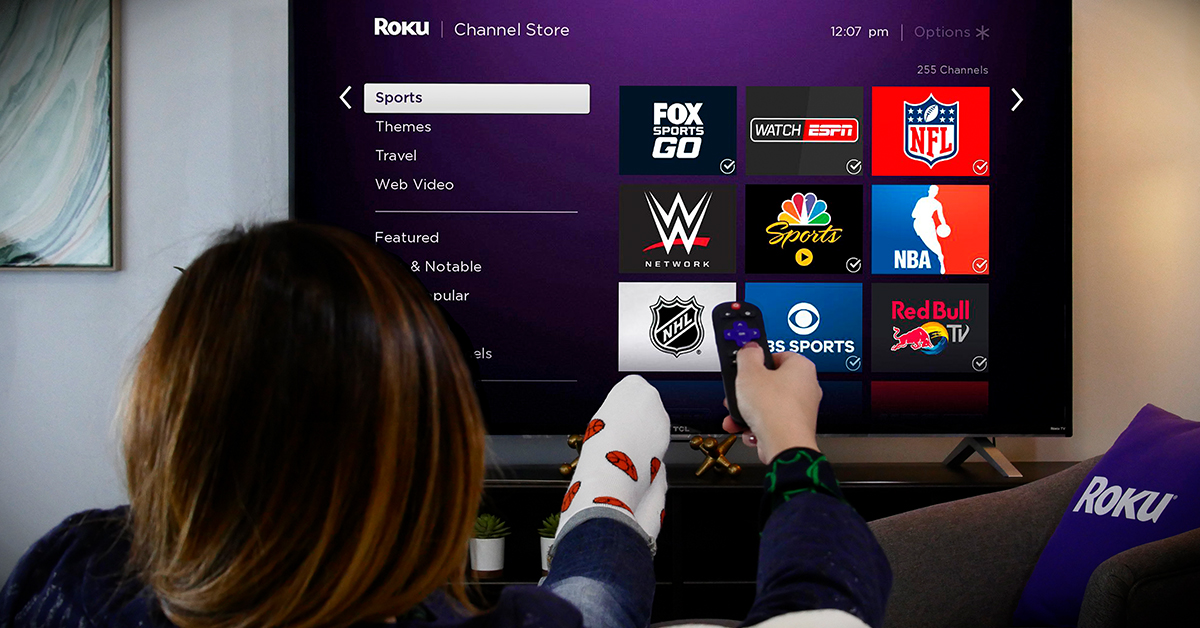 How To Stream Football On Your Roku Device