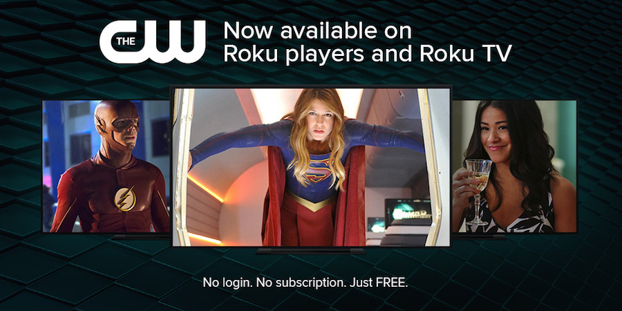 The CW on Roku free