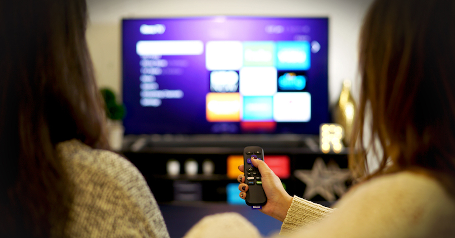 free movies and tv shows roku remote and ui