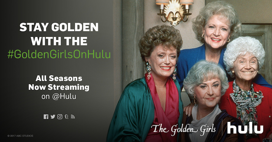 stream the golden girls