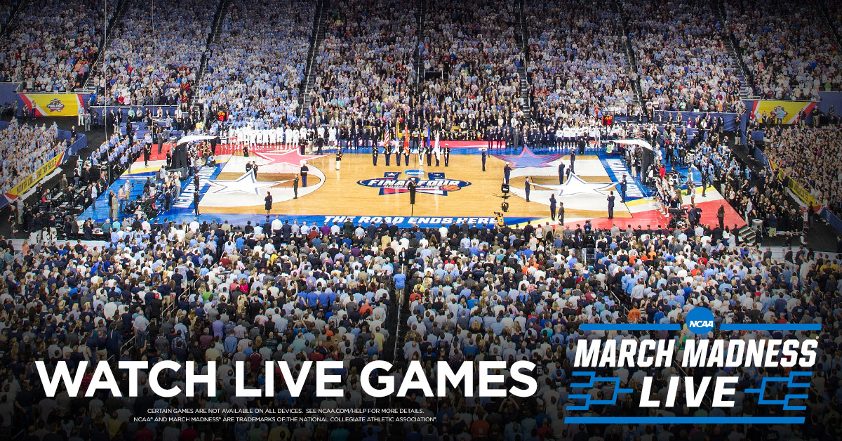 How To Stream March Madness Live