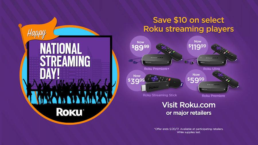 Roku deals