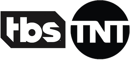 TBS and TNT logos