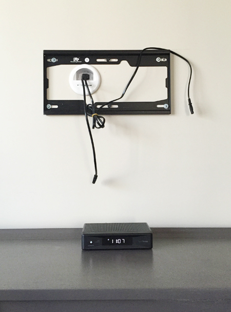 Clear The Clutter How To Hide Tv Wires And Cords Guest