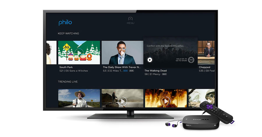 Philo, a new live TV streaming service starting at $16/month, now