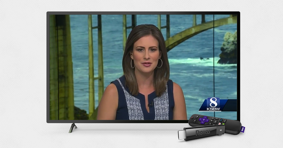 How to watch local news without cable on Roku devices