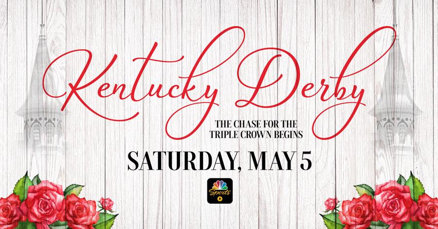 stream the kentucky derby on roku