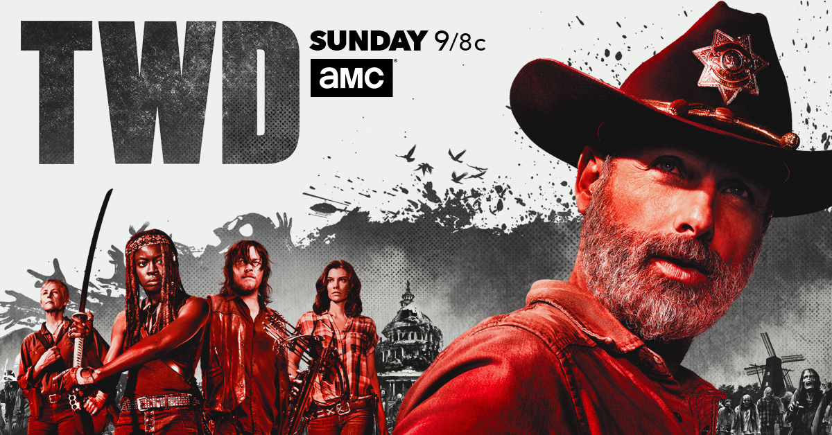 Watch the first episode of The Walking Dead season 9 early