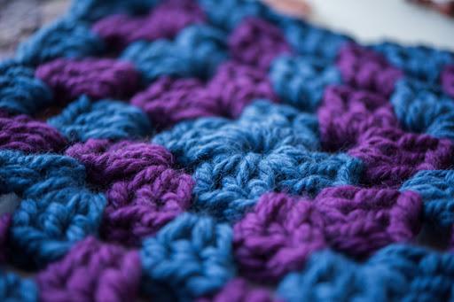 Granny square blanket_Bluprint