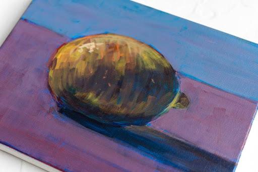 Still life painting_Bluprint