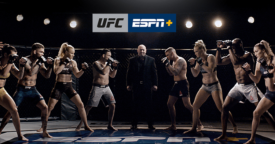 How to watch UFC on ESPN and ESPN+ on Roku devices