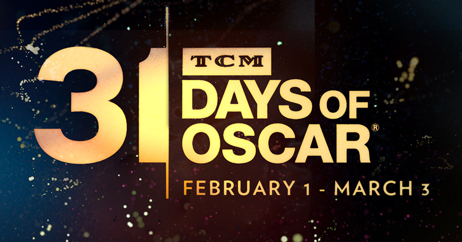31 days of oscar on tcm