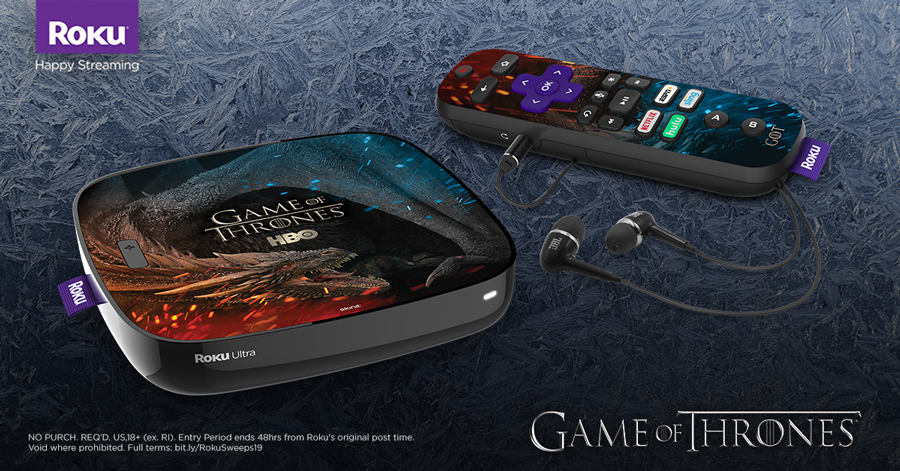 game of thrones roku ultra