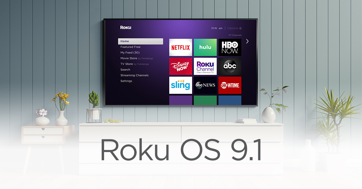 New features coming with Roku OS 9 1