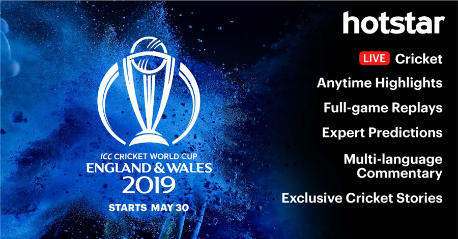 How to live stream the ICC Cricket World Cup 2019