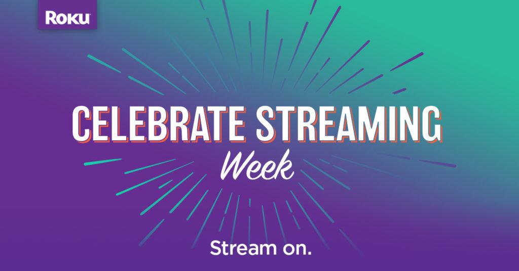 Happy Streaming Week Canada!